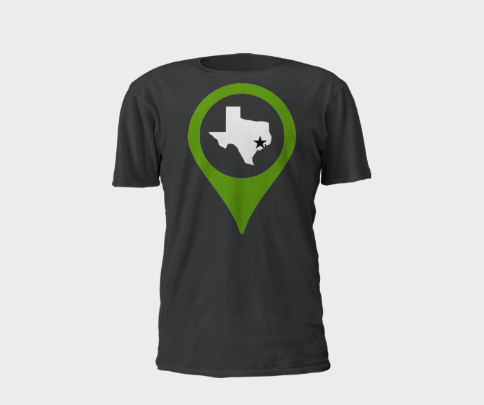 GHBC Buy Black Houston Tshirt